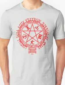 Anime - Hellsing Symbol (Red) T-Shirt
