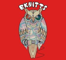 TRIPPY OWL One Piece - Short Sleeve