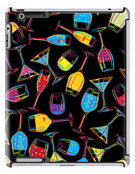 Seamless party background by Richard Laschon