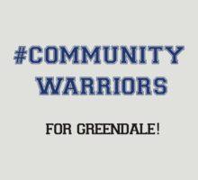 #CommunityWarriors T-Shirt