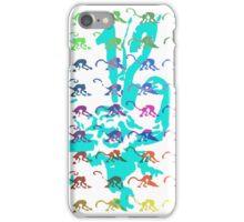 12 Monkeys - Rainbow iPhone Case/Skin
