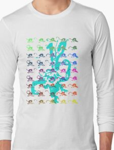 12 Monkeys - Rainbow Long Sleeve T-Shirt