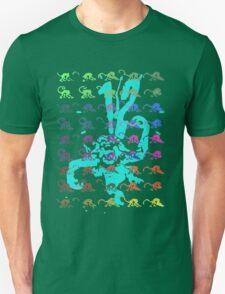 12 Monkeys - Rainbow Unisex T-Shirt