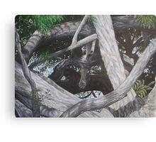 African Limbs Canvas Print