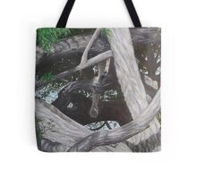 African Limbs Tote Bag