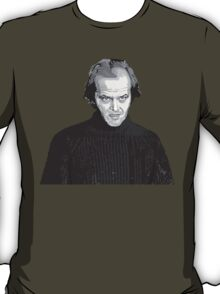Jack Nicholson (Jack Torrance) The Shining  T-Shirt