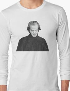 Jack Nicholson (Jack Torrance) The Shining  Long Sleeve T-Shirt