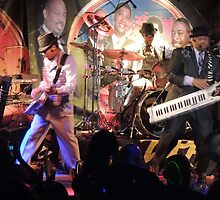 Zapp Band Valentines Day Concert 2013 by Sandra Gray