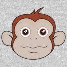 Monkey by BANDERUS MARTIN