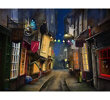 'The Shambles' Photographic Print