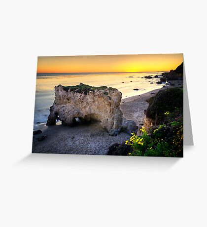 El Matador Greeting Card