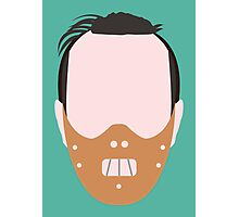 Element 07 Hannibal Lecter Photographic Print