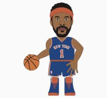 NBAToon of Rasheed Wallace, player of New York Knicks by D4RK0