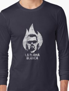 La Flama Blanca Long Sleeve T-Shirt