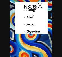 Abstract Pisces horoscope shirt Unisex T-Shirt