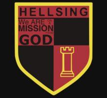 Anime - Hellsing Emblem Kids Clothes