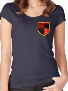 Anime - Hellsing Emblem Women's Fitted Scoop T-Shirt