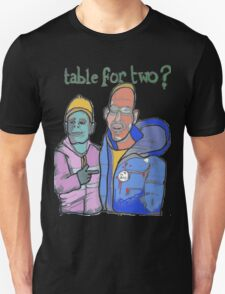 Table for two T-Shirt