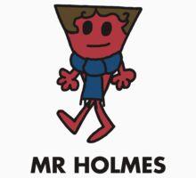 Mr Holmes by carrieclarke
