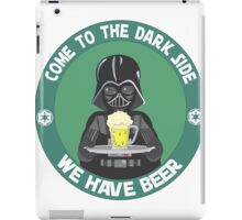 Dark Beer (we have beer) iPad Case/Skin