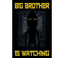 """Big Brother"" Photographic Print"