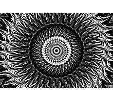 Mandala Circle of life Photographic Print