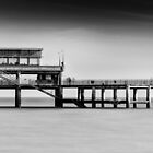 The Pier.  by Ian Hufton
