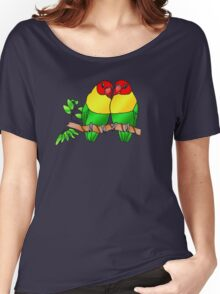 Love Birds Women's Relaxed Fit T-Shirt