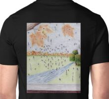 Heart of Rain Unisex T-Shirt