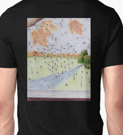 Heart of Rain Unisex T-Shirt