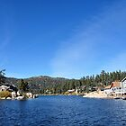 Big Bear Lake by don thomas