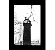 Nikola Tesla's Wardenclyffe Laboratory Building Tower - Shoreham, New York Photographic Print
