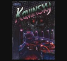 Kavinsky Outrun by Messypandas