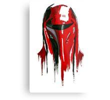 Emperors Imperial Guard - Star Wars Metal Print