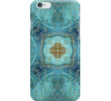 Mandala wind rose iPhone Case/Skin