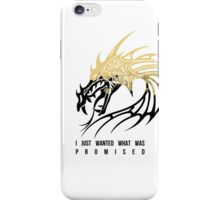 What Was Promised iPhone Case/Skin