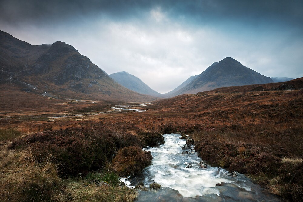 Highlands by damophoto