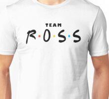 Friends - Team Ross Unisex T-Shirt