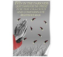 Ƹ̴Ӂ̴Ʒ FIREFLIES I C THE LIGHT... WITH A BIBLICAL  MESSAGE Ƹ̴Ӂ̴Ʒ Poster