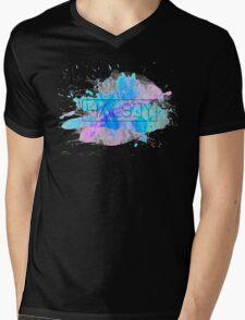 ♡ BADLANDS ♡ Mens V-Neck T-Shirt