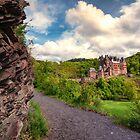 Burg (Castle) Eltz by Stephen Cullum