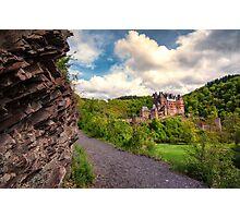 Burg (Castle) Eltz Photographic Print