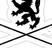 Winterfell Archery Sticker