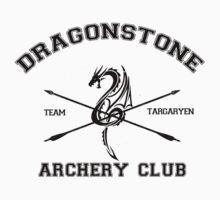 Dragonstone Archery by sophiestormborn