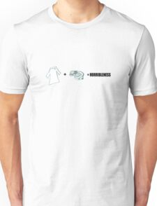 Horribleness Equation Unisex T-Shirt