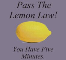 Lemon Law by slkr1996