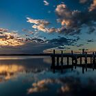 Cloud to water by Liam Robinson