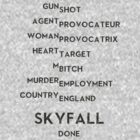 SKYFALL by EdwardDunning
