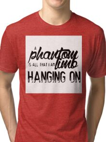 Marianas Trench Phantom Limb One Love Tri-blend T-Shirt