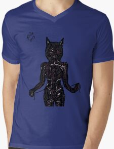 Bast, 2014 Mens V-Neck T-Shirt